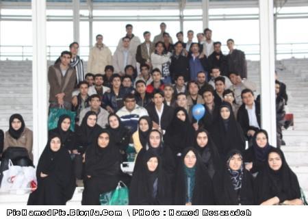 انجمن کامپیوتر دانشگاه پیام نور مرکز آران و بیدگل